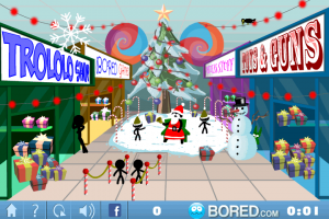 Many different themes in the games including holiday specials that gain massive traffic from players.